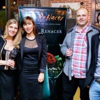Bodega Renacer presentó sus vinos en Buenos Aires en el Peugeot Lounge!
