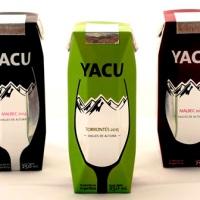 Ya está en la calle un nuevo concepto en vinos: YACU portion pack...