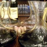 La sempiterna Bodega López realizó una nueva y maravillosa cata vertical de su vino Chateau Vieux...