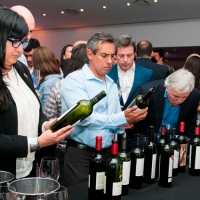 Se realizó anoche una nueva edición del Salón Vino de Altura de Buenos Aires en el Faena Hotel...