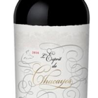 Bodega Piedra Negra lanza su nuevo vino: L' ESPRIT DE CHACAYES 2016...