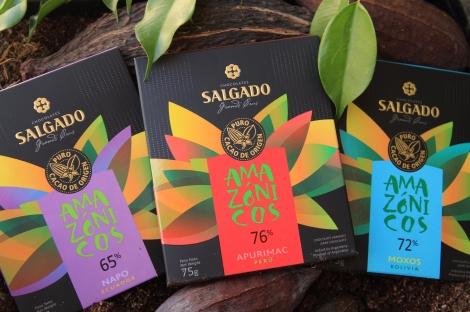 Salgado chocolates amazonicos