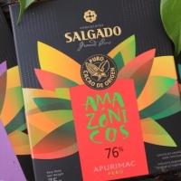 Salgado Grands Crus presentó su nueva línea con cacao silvestre: Amazónicos