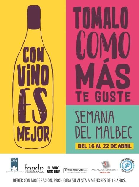 Original Malbec Revista Viva 20,5X27,6