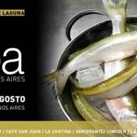 Se lanza la Primera Semana del Pejerrey de Laguna en la Ciudad de Buenos Aires
