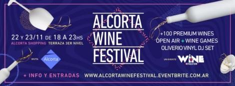 Alcorta wine Festival
