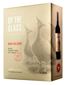 Box Red Blend Fondo Blanco